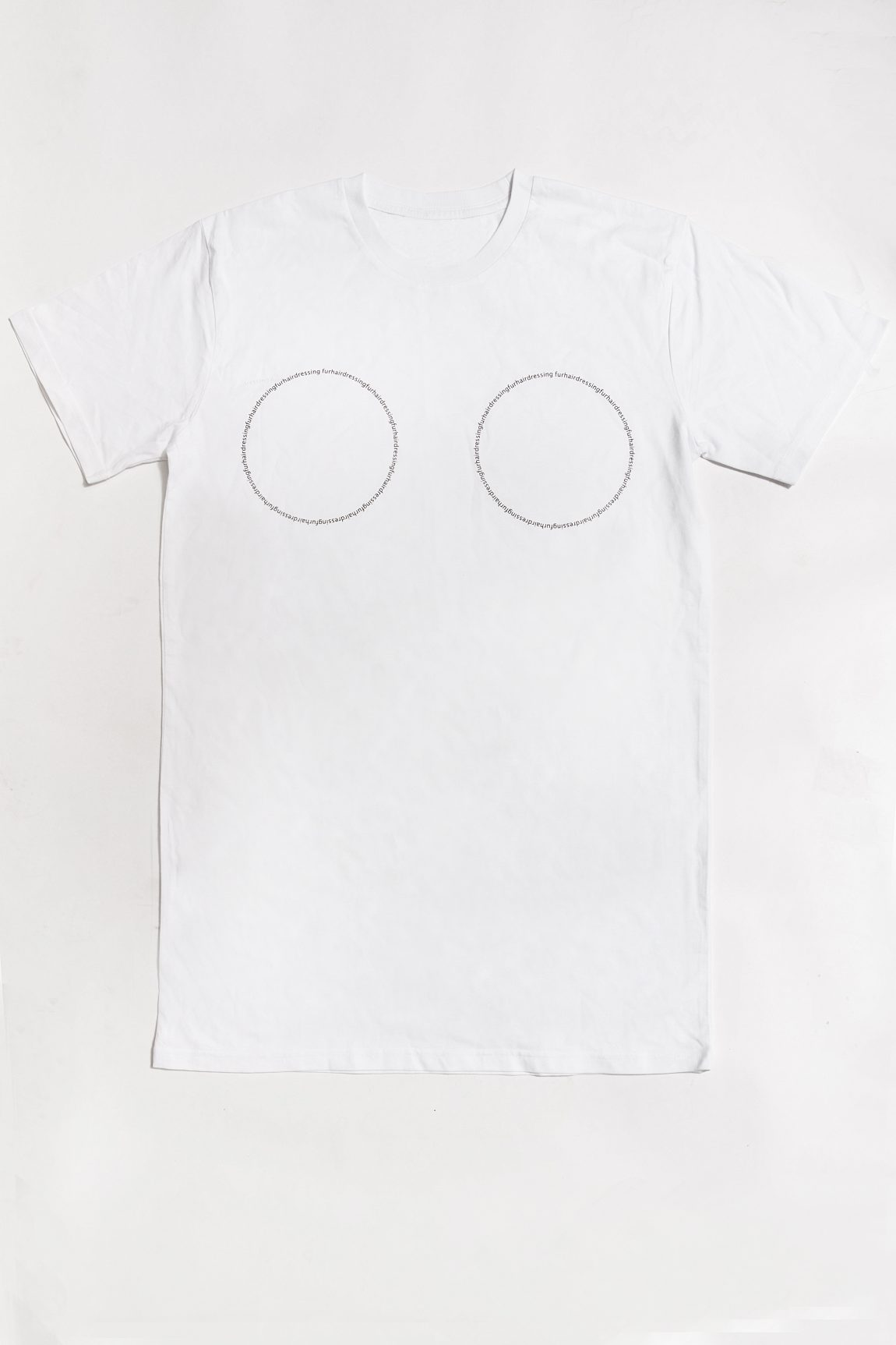 Boobs T-shirt – White